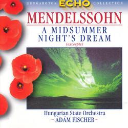 Mendelssohn: Midsummer Night's Dream (A) (Excerpts)