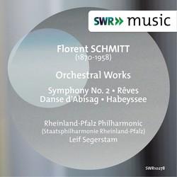 Schmitt: Orchestral Works