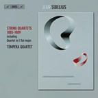 Sibelius - String Quartets 1885-1889