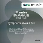 Emmanuel: Symphonies Nos. 1 & 2