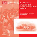 Lumbye: Orchestral Works, Vol. 11