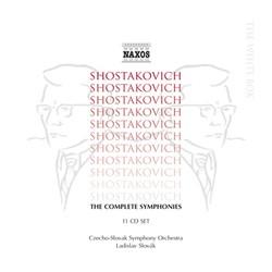 SHOSTAKOVICH, D.: Complete Symphonies