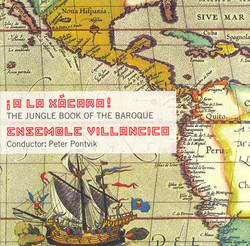 Baroque Music Of The Conquistadors