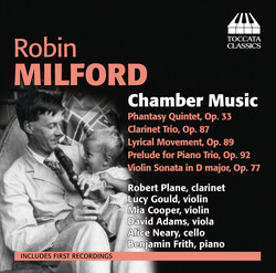 Milford: Chamber Music