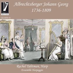 Albrechtsberger: Partita in C Major, Harp Concerto & Concertino a 5 in E-Flat Major