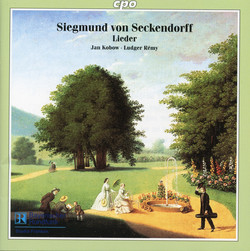 Seckendorff: Lieder from Goethe's Weimar