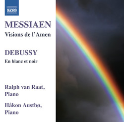 Messiaen - Debussy: Music for 2 Pianos