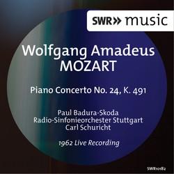 Mozart: Piano Concerto No. 24, K. 491 (Live)