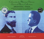 Italian Harpists in Argentina