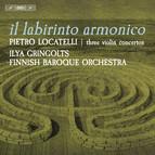 Locatelli - Il Labirinto Armonico