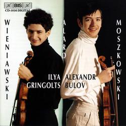 Ilya Gringolts and Alexandr Bulov - violin duets