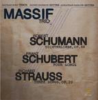 Schumann: Dichterliebe - Schubert: 4 Songs - Strauss: 3 Songs