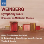 Weinberg: Symphony No. 6 - Rhapsody on Moldavian Themes
