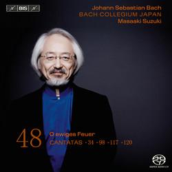 Bach: Cantatas, Vol. 48
