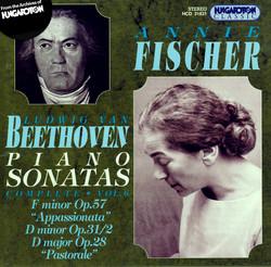 Beethoven: Complete Piano Sonatas, Vol. 6: Nos. 15, 17 and 23