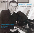 Tcherepnin - Symphonies No.3 & No.4 and Piano Concerto No.6