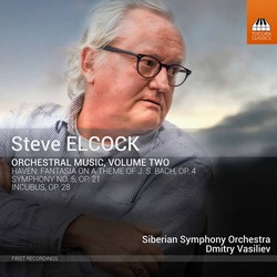 Steve Elcock: Orchestral Music, Vol. 2