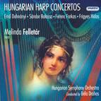 Dohnanyi / Balassa / Farkas / Hidas: Harp Concertos