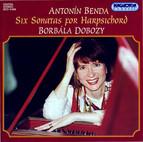 Benda: 6 Harpsichord Sonatas