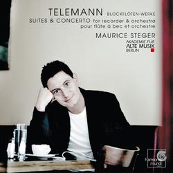 Telemann. Blockflöten-Werke