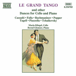 Grand Tango and Other Dances for Cello and Piano (Le)