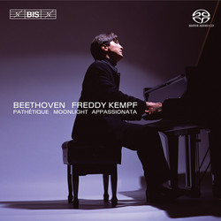 Beethoven - Sonatas: Pathétique, Moonlight and Appassionata