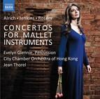 Alrich, Jenkins & Rorem: Mallet Concertos