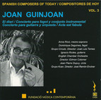 Spanish Composers of Today, Vol. 3 - Joan Guinjoan