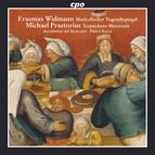 Widmann: Musicalischer Tugendtspiegel - Praetorius: Terpsichore