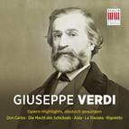 Verdi: Opern-Highlights, deutsch gesungen