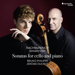 Rachmaninov & Myaskovsky: Sonatas for Cello and Piano
