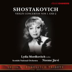 Shostakovich: Violin Concertos Nos. 1 & 2