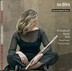 Schulhoff - Smit - Gál - Raphael - Tansman: Works for Flute and Piano