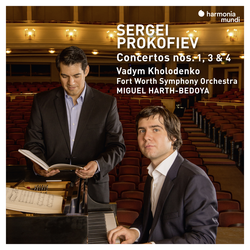 Prokofiev: Piano Concertos No. 1, 3 & 4