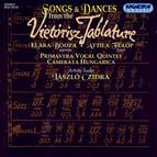 Vietorisz Tabulature - Songs And Dances