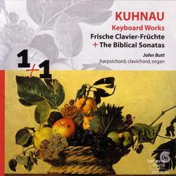 Kuhnau: Keyboard Works