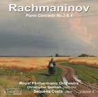 Rachmaninoff: Piano Concertos Nos. 2 & 4
