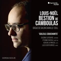 Louis-Noël Bestion de Camboulas: Soleils couchants - harmonia nova #8