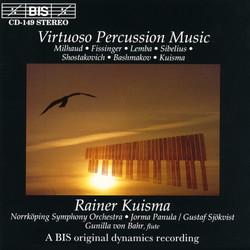 Virtuoso Percussion Music
