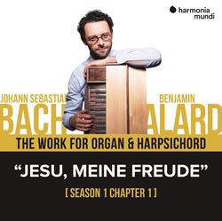Bach: The work for organ & harpsichord, Chapter I - 1. Jesu meine Freude