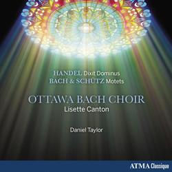 Handel: Dixit Dominus, HWV 232 - Schütz & Bach: Motets