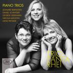 Piano Trios: Bernstein - Schnyder - Gershwin - Kapustin - Pritsker
