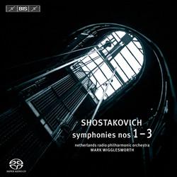 Shostakovich – Symphonies Nos 1 - 3