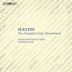 Haydn – The Complete Early Divertimenti