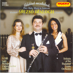 Hungarian Tunes As Performed by Dezso Balogh and the Budapest Gypsy Orchestra