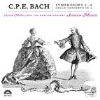 C.P.E.Bach: Symphonies 1-4, Cello Concerto in A