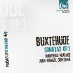 Buxtehude: Sonatas, Op. 1