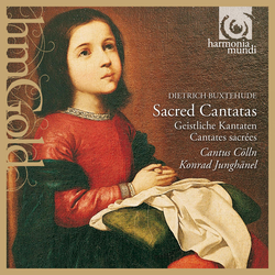 Buxtehude: Sacred Cantatas