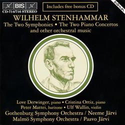 Stenhammar – Symphonies and Piano Concertos