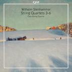 Stenhammar: String Quartets Nos. 3-6